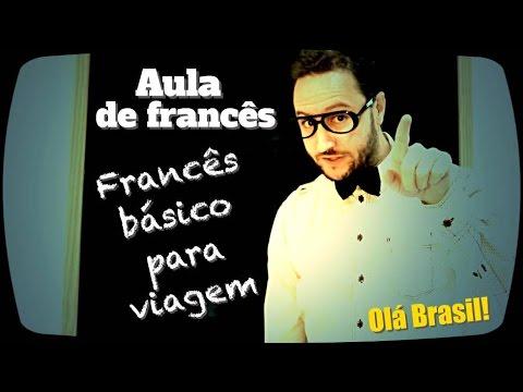 e8b7de9b579bd Aula de francês - Francês básico para viagem - YouTube