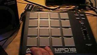 Video AKAI MPD18 SAMPLE BEAT IN FL STUDIO 9 download MP3, 3GP, MP4, WEBM, AVI, FLV Juni 2018