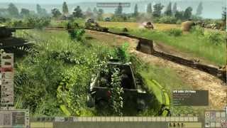 Men of War: Condemned Heroes™ gameplay HD