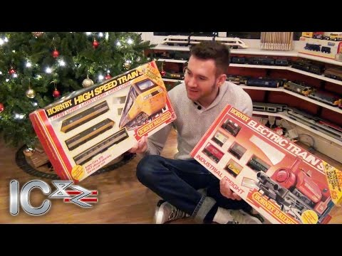 Christmas Special #1 – 80s Train Sets!
