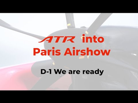 ATR Bourget 2019 - We are ready!