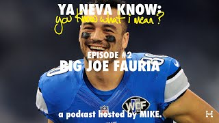 YNK: you know what I mean? #2 - Joe Fauria