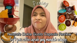 NESCAFE DOLCE GUSTO COFFEE CAP…
