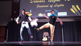 Pawan Kalyan fans Dance at San Diego state university