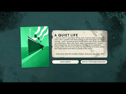 Cultist Simulator [Exile] - A Quiet Life in 6:56 (WR) |