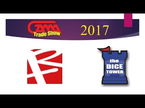 R. Talsorian Games, Inc. at GAMA Trade Show 2017