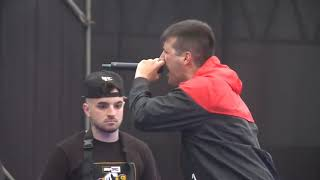 CHUTY VS DOMINIC VS MECHA VS SPEKTROSUPREMACIA MC 2019 VIVI O MORIR