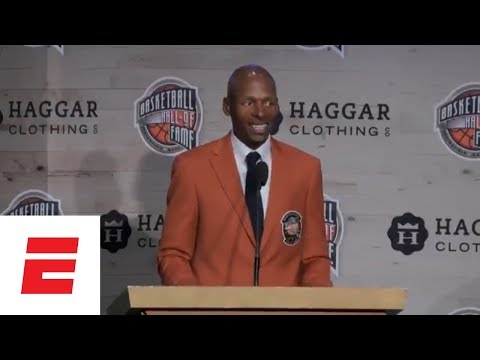 Ray Allen, Steve Nash, Grant Hill, more give Basketball Hall of Fame Press Conferences   ESPN