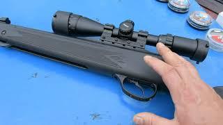 пневматика. Обзор винтовки Hatsan 125 (Хатсан 125)