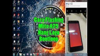 Cara Flash Mito A79 Tested