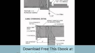Plans For Building A Shed - (free Ebook)