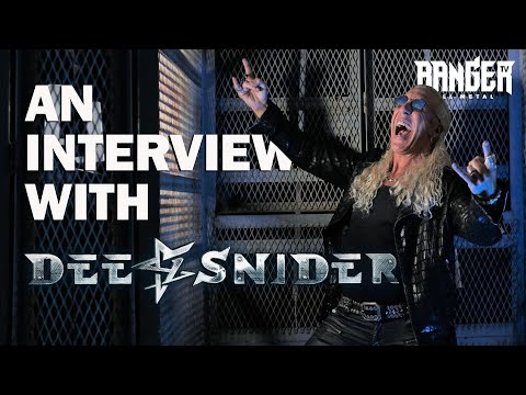 DEE SNIDER Interview on censorship in metal and the responsibility of artists to stand up and fight.