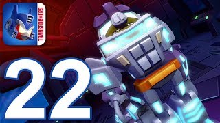 Angry Birds Transformers - Gameplay Walkthrough Part 22 - Energon Galvatron (iOS, Android)
