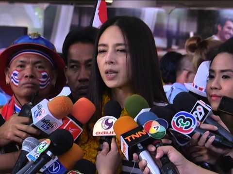 สัมภาษณ์ นวลพรรณ ล่ำซํา ผู้จัดการทีมฟุตบอลหญิง ทีมชาติไทย (21.06.58)