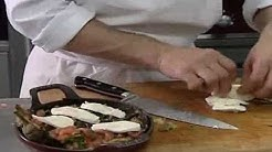 Recette de cuisine Montignac : aubergines farcies