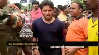 Kerala Rain : Actor Salim Kumar and group seeking help