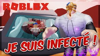UNE AVENTURE COMME CAMPING ! - Roblox Mars Time Travel Adventures