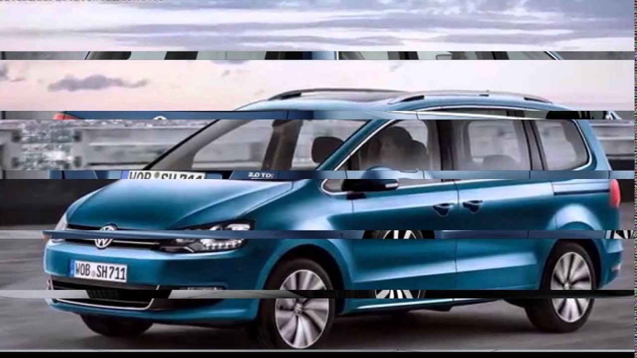 vw new car release2016 Volkswagen Sharan  New Car Release date  Reviews  YouTube