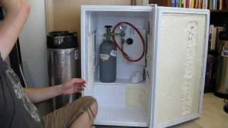 Converting A Magic Chef 4.4 Cubic Feet Mini Fridge Into A Kegerator!