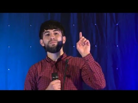 Love Marriage & Fairytales - Spoken Word - LIVE - Kamal Saleh