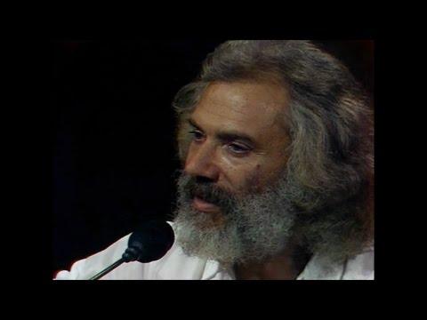 Georges Moustaki - Ma solitude (live)