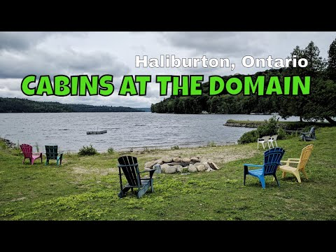 Tranquility in Nature at Cabins at the Domain - Haliburton, Ontario [Travelling Foodie]