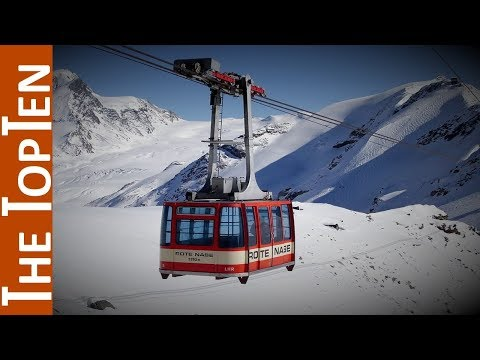 The Top Ten Most Incredible Cable Cars in the World (Part 1)