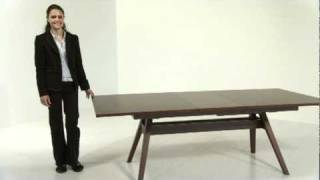 Smartfurniture.com Skovby Dining Table Sm 11
