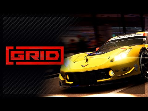 Codemasters' Grid races again in October