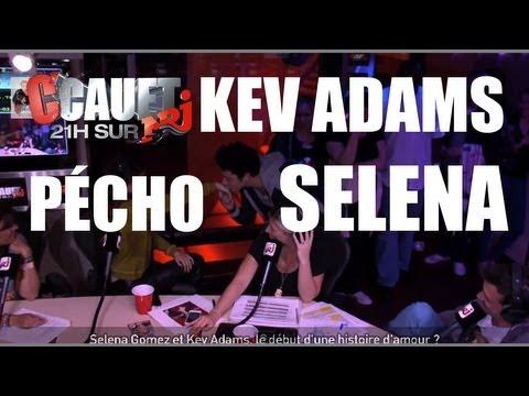 Selena Gomez et Kev Adams, le début d'une histoire d'amour ? - C'Cauet sur NRJ