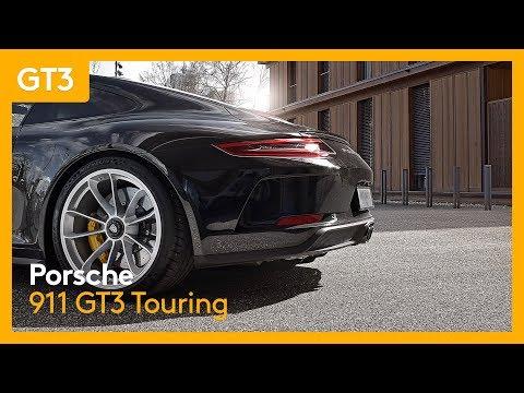 Brand neuer Porsche 911 GT3 Touring! Autowelt Schweiz in Zürich