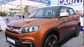All New Maruti Suzuki Vitara Brezza 2018