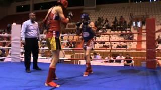 Selman Yücel Muay-Thai Show Kuşadası 2