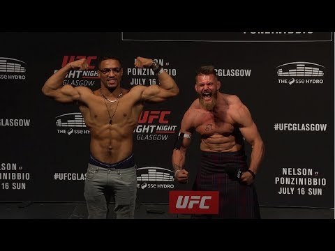 UFC Fight Night Glasgow: Q&A with Lee, Meek & Hardy