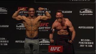 UFC Fight Night Glasgow: Q&A with Lee, Meek & Hardy
