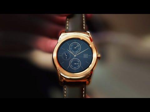 Обзор LG Watch Urbane на Android Wear
