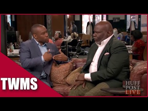 Apostle Gino Jennings - Exposes T.D. JAKES - Can Homosexuality and Church COEXIST