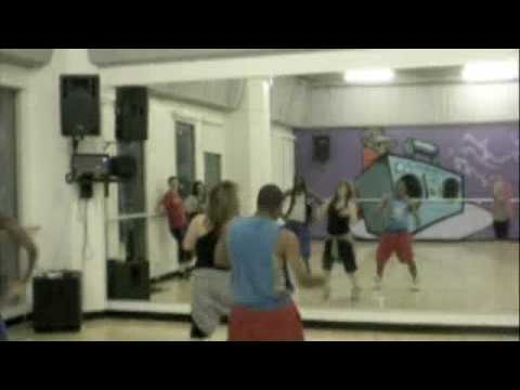 Katy Perry - Hot n Cold (Yelle Remix) - Justine Menter choreography