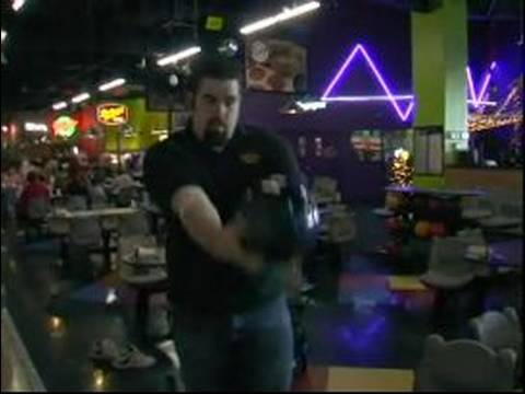 Bowling Basics : How to Warm Up for Bowling