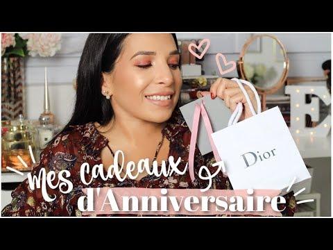 ♡ Mes Cadeaux danniversaire (2018 !) 🎂