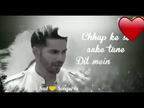 Best Romantic Song Lyrics Whatsapp Status Video Hindi Youtube