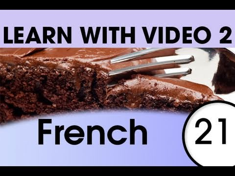 Learn French With Video - French Recipes For Fluency