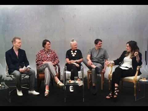SHOWstudio: RCA MA 14: Fashion Eduction Panel Discussion