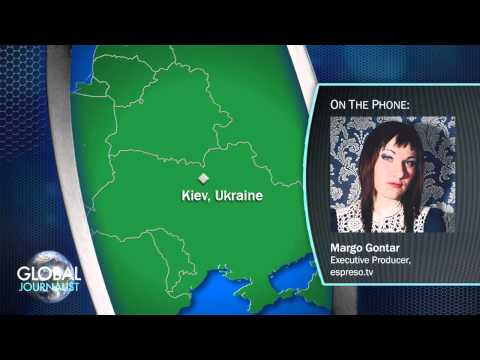 Global Journalist Radio: The situation in Ukraine