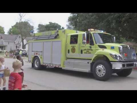 2017 Marshall County Old Settlers Celebration Grand Parade