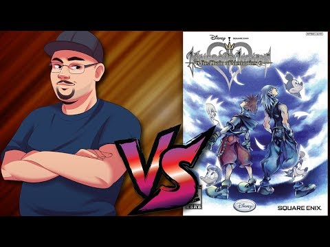 Johnny vs. Kingdom Hearts: Chain of Memories