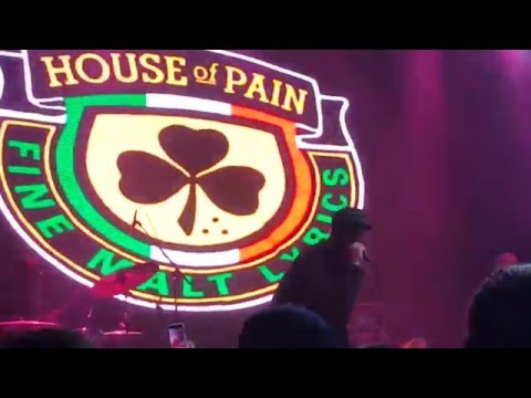 House of Pain Live in Boston on St. Patrick's Day Video of