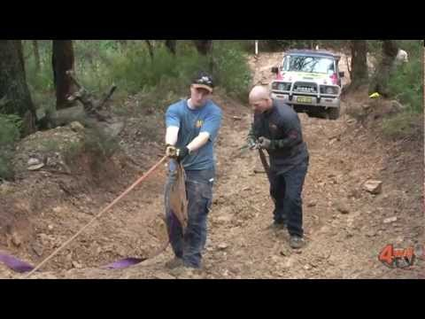 Wire Cable vs Synthetic Winch Rope