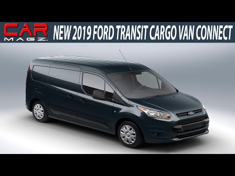 Ford Transit Van Connect Changes and Release