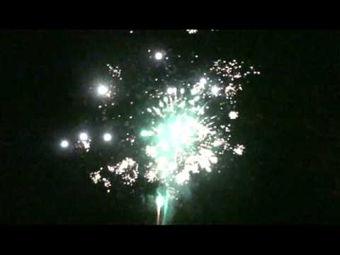 Lynch Imports 100 shot Exploding Galaxies - YouTube